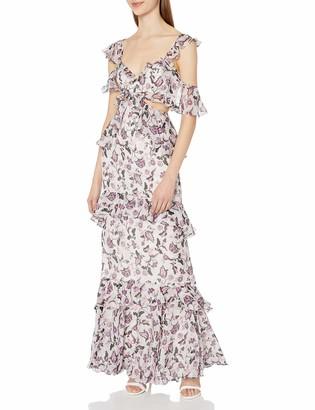 AMUR Women's Priscilla Floral Gown