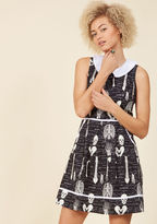ModCloth Rad to the Bone A-Line Dress in Homo Sapiens in M