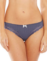 Marie Meili Gisselle Cotton Brief