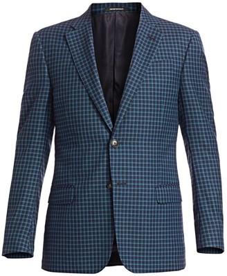 Emporio Armani Check Sportcoat