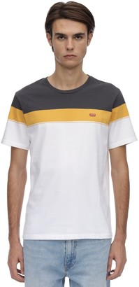 Levi's Golden Plover Stripe Forged T-Shirt