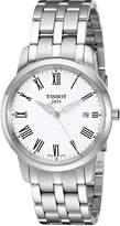 Tissot Men's T0334101101301 Classic Analog Watch