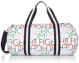 Tommy Hilfiger Men's Guava Duffle Bag