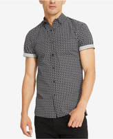Kenneth Cole Reaction Men's Grid-Pattern Shirt