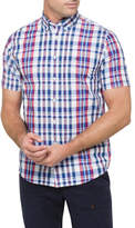 Tommy Hilfiger Lester Check Short Sleeve Shirt