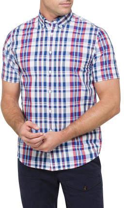 Tommy Hilfiger Lester Check Short Sleeve Shirt
