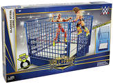 WWE Steel Cage And Figure.