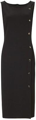 Baukjen Margaret Dress In Caviar Black