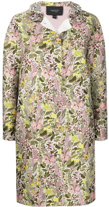 Giambattista Valli Floral Embroidered Coat