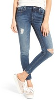 Vigoss Women's Thompson Tomboy Ripped Jeans