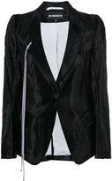 Ann Demeulemeester single breasted blazer