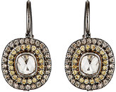 Zoe Women's Mixed-Diamond Earrings
