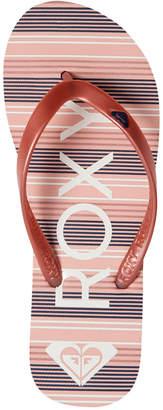 Roxy Juniors' Tahiti Flip-Flop Sandals