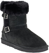 Lamo As Is Suede Water Resistant Boots w/ Faux Fur - Cresson