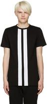 Pyer Moss Black Stripe T-Shirt