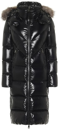Moncler Ribafur quilted down coat