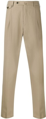 Pt01 High Waisted Chinos