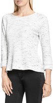 Vince Camuto Space Dye Terry Pullover
