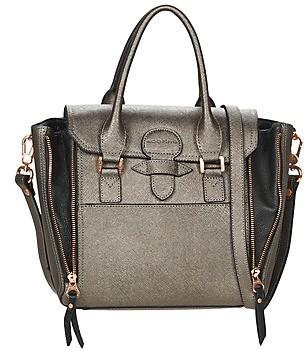 Sabrina ILONA women's Handbags in Silver