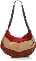 See by Chloe Large Maddie Suede Hobo
