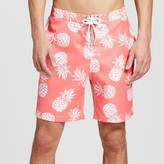Trunks Men's Pineapple Swim Coral Surf & Swim