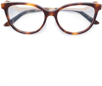 Cartier Cat Eye Optical Glasses