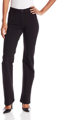 NYDJ Women's Pull On Baby Bootcut Ponte Jeans
