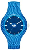 adidas Ipswich Silicone Watch, 41Mm