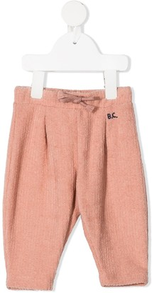 Bobo Choses Ribbed Drawstring Trousers