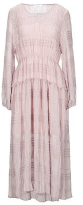 AMY LYNN 3/4 length dress