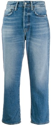 Acne Studios cropped jeans