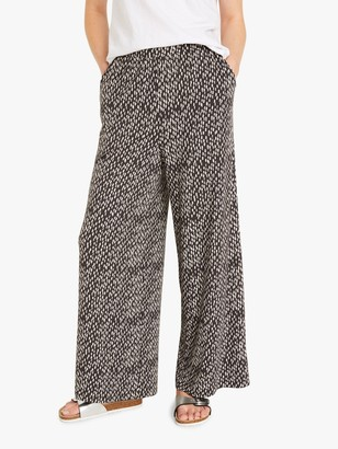 White Stuff Bagdale Trousers, Charcoal