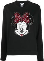 Liu Jo embellished Minnie Mouse T-shirt