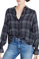 Madewell Westward Bell Sleeve Shirt