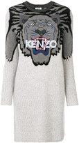 Kenzo - tiger sweater dress