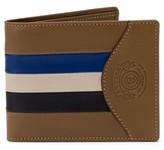 Ghurka Men's Leather Wallet - Beige