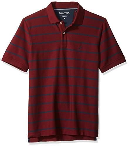 548e5635 Nautica Red Men's Polos - ShopStyle
