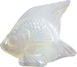 Lalique Fish Sculpture