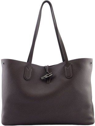 Longchamp Roseau Shoulder Bag L
