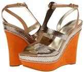 GUESS Diastol (Gold Multi Leather) - Footwear