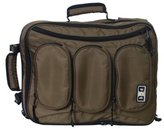 Diaper Dude Convertible Messenger/Backpack in Olive