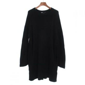 Y-3 Black Cotton Top for Women