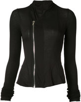 Rick Owens Lilies fitted jacket - women - Cotton/Nylon/Viscose - 40