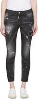 DSQUARED2 Black Cool Girl Jeans