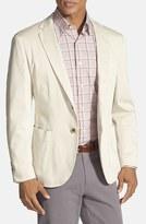 Robert Talbott Men's 'Fabiano California' Classic Fit Italian Cotton Sport Coat