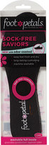 Foot Petals Women's Sock Free Saviors with Odor Control (2 Pairs)