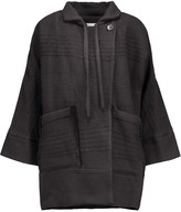 IRO Blanky textured-woven coat