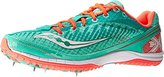 Saucony Women's Kilkenny XC5 Spike Cross Country Spike Shoe