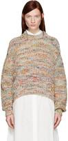 Acne Studios Multicolor Zora Sweater
