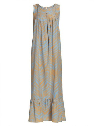 Lafayette 148 New York Halle Pleated Dress